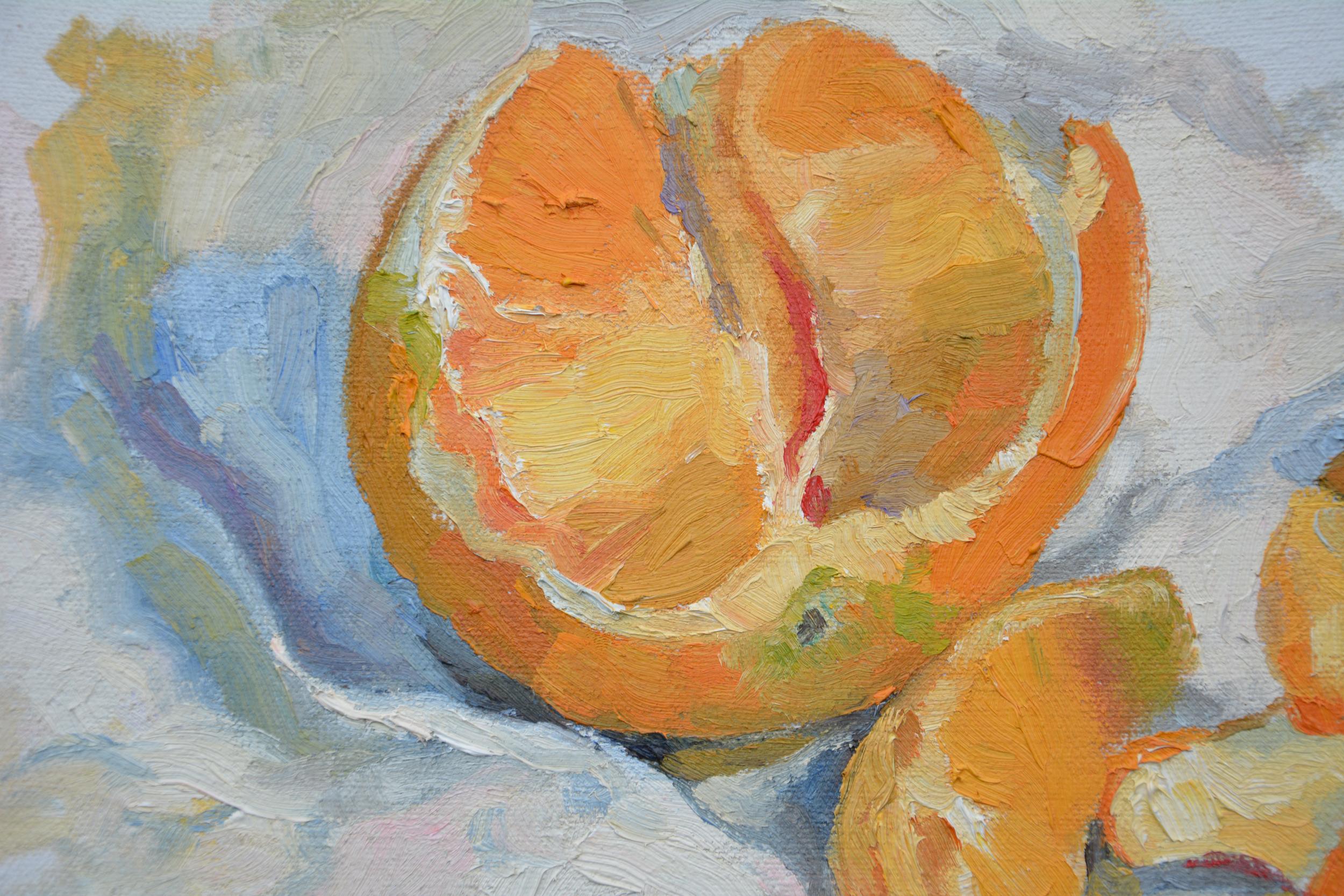Oranges, detail, 2006