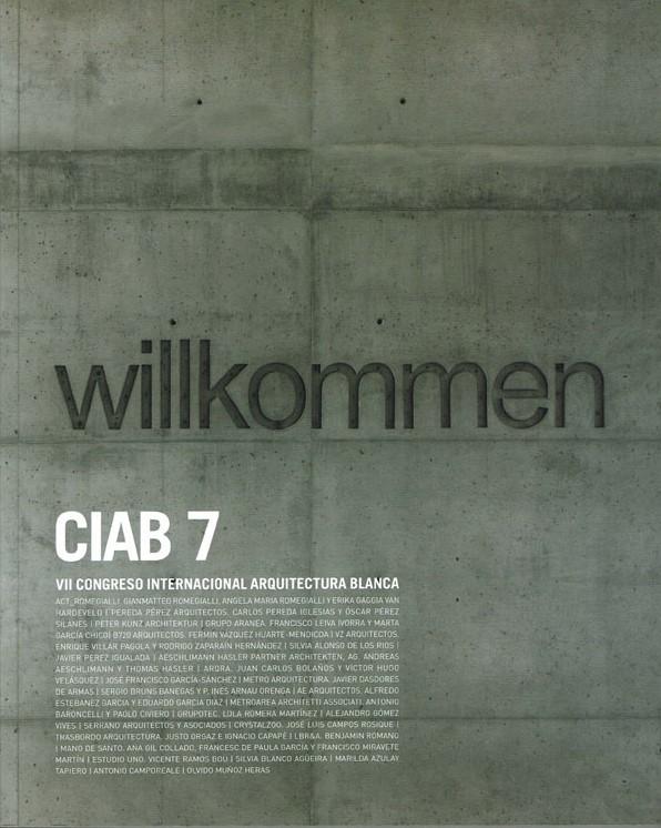 Willkommen, CIAB 7