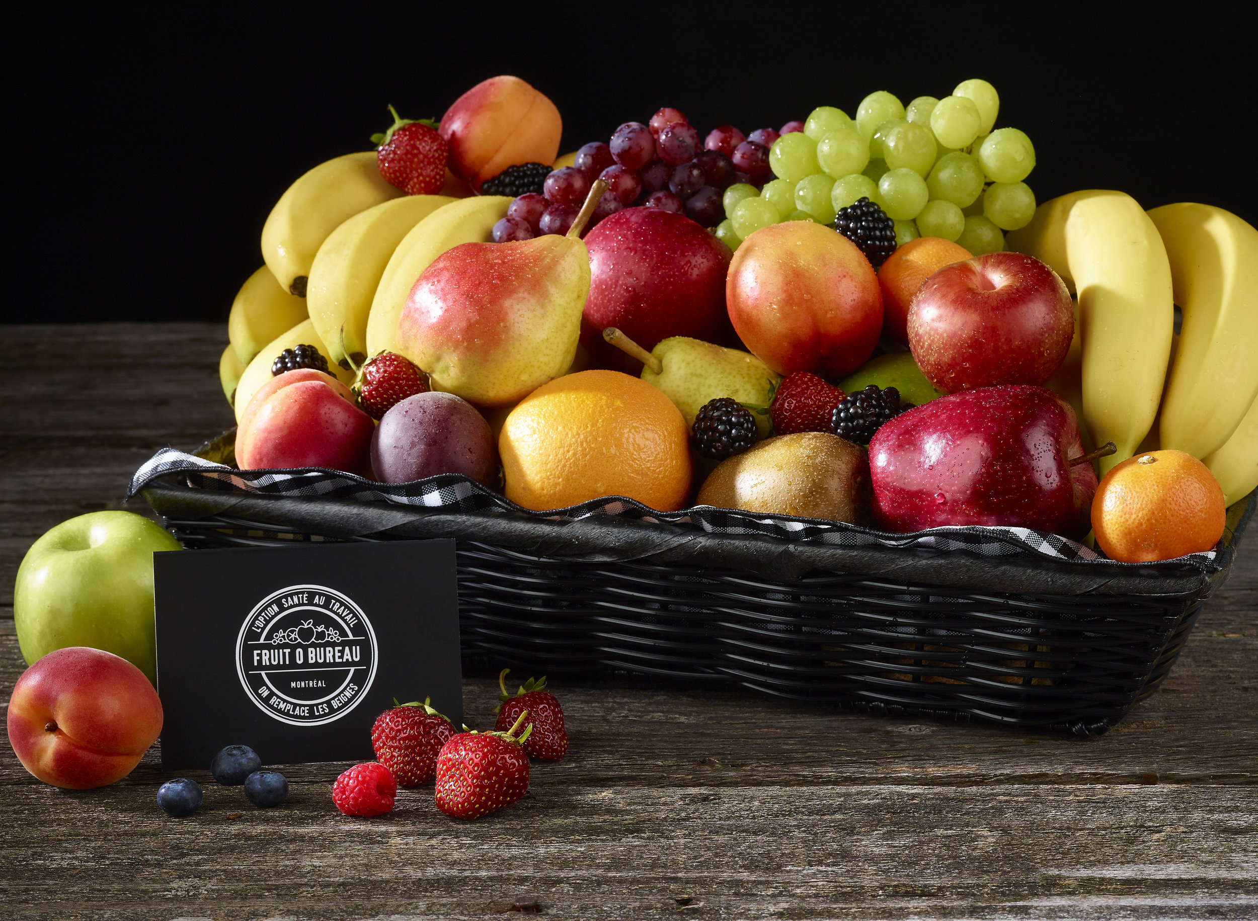 LE GROS PANIER DE 50 FRUITS