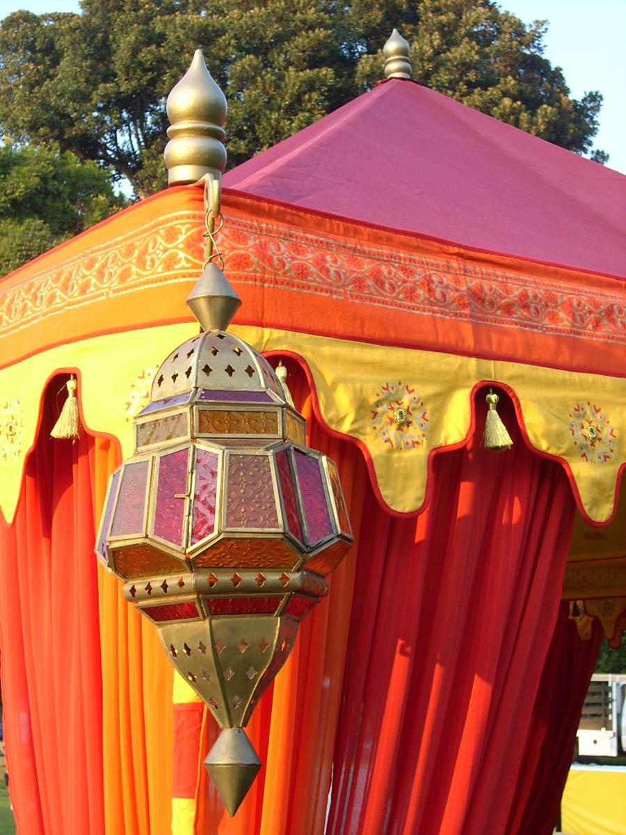 Raj Tents Little Fockers Set Tent