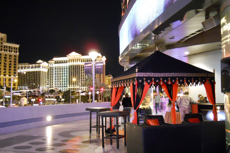 Black Pergola Raj Tents Las Vegas