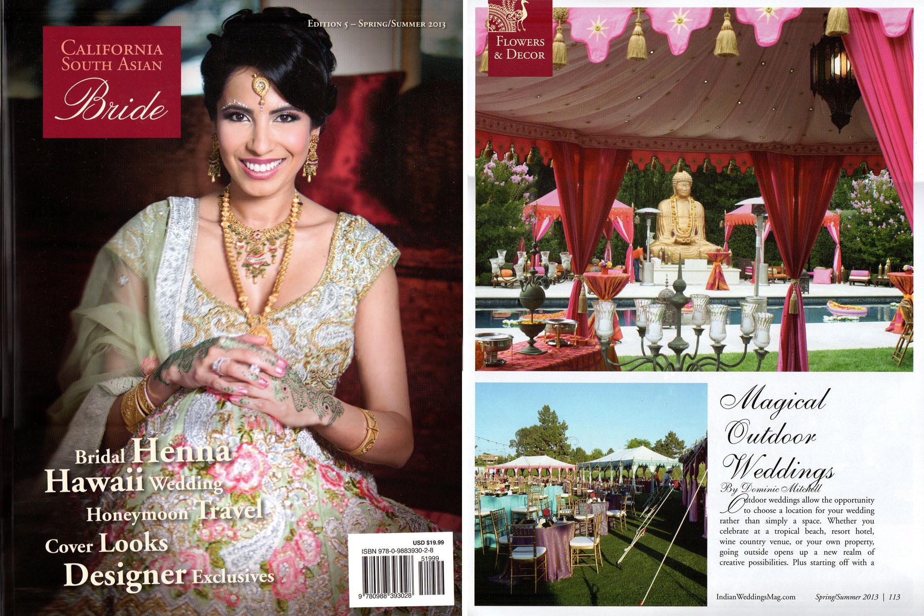 Raj Tents Magical Outdoor Weddings 1