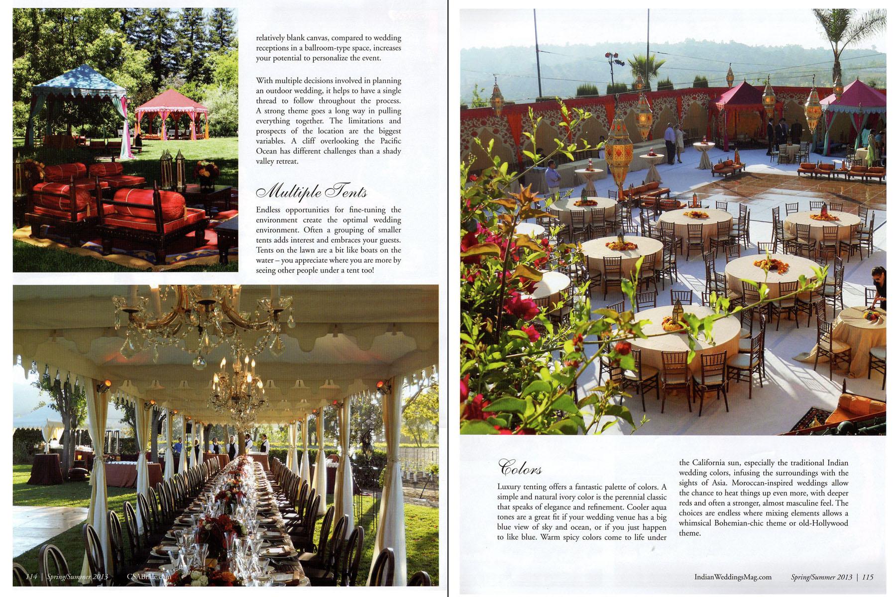 Raj Tents Magical Outdoor Weddings 2