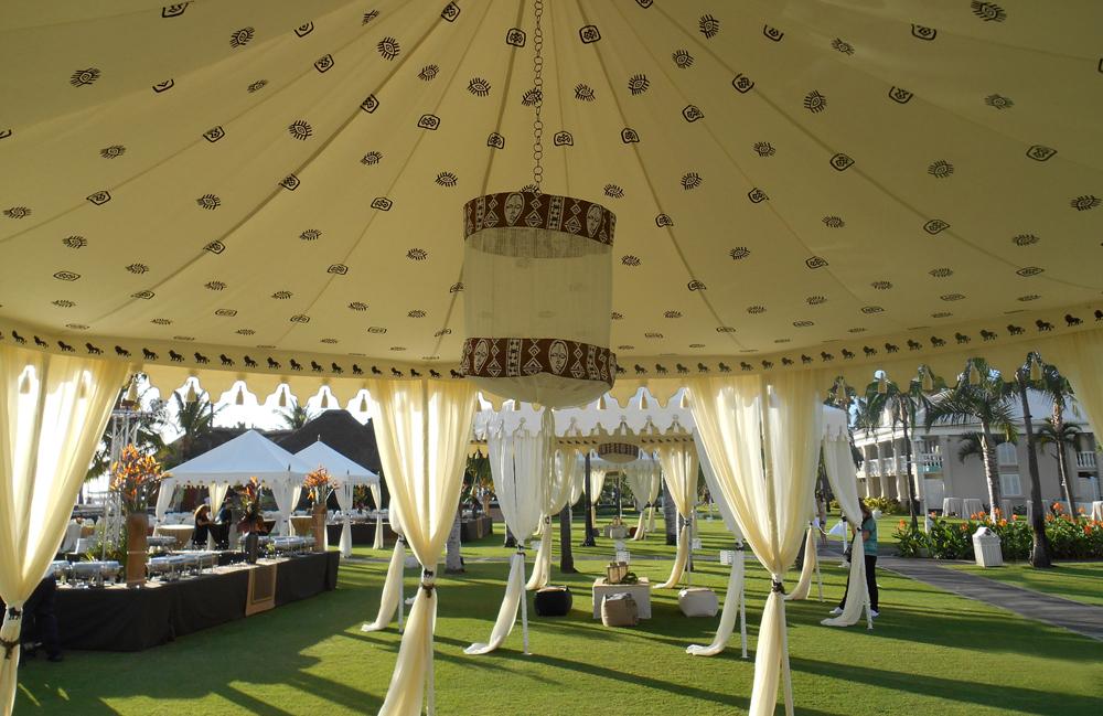 Safari Chic Grand Pavilion