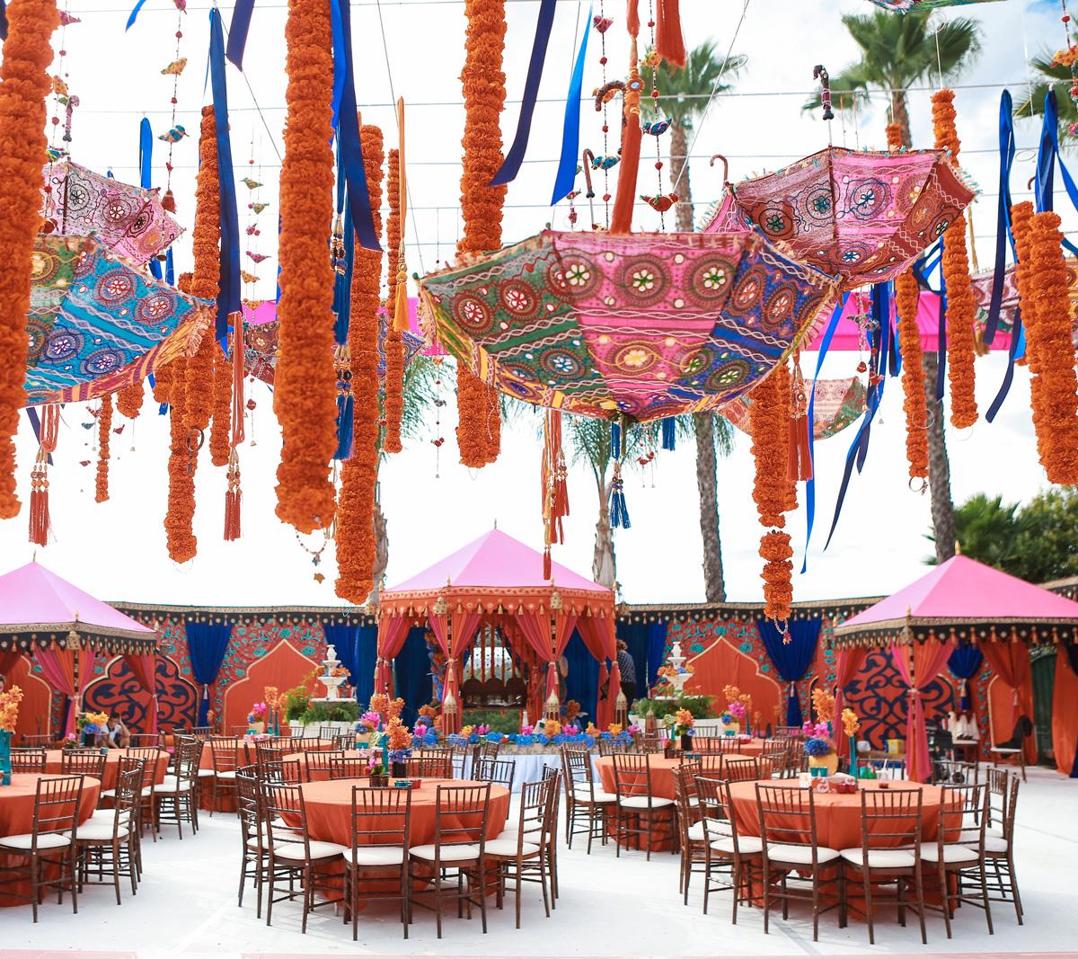 Raj Tents Indian Wedding Dhillon Family