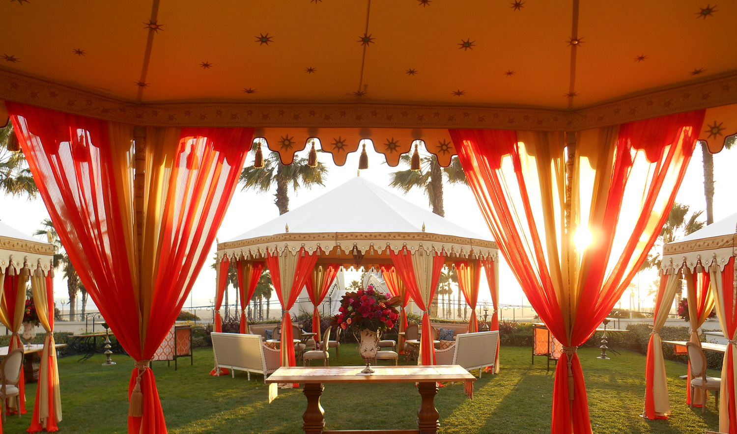 Raj Tents Luxury Tent Rentals Los Angeles Social Events Luxury Tenting And Decor For Birthdays Garden Partiers Bat Bar Mitzvah And More