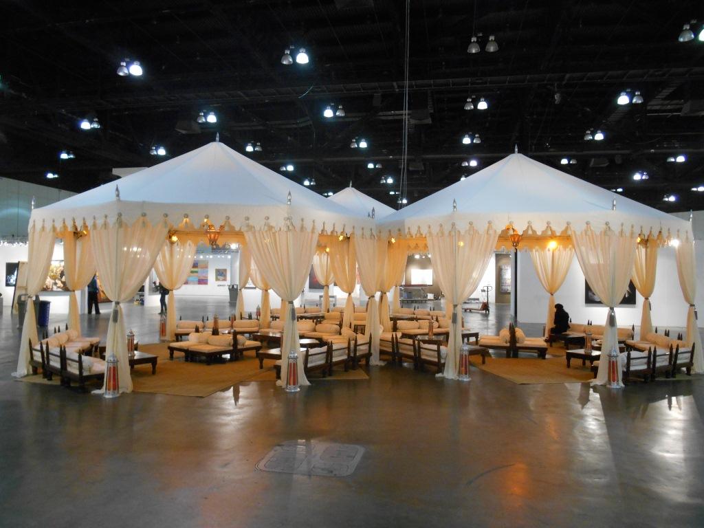 Raj Tents LA Art Show UAE Exhibit 2.JPG