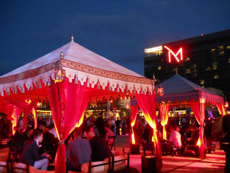 Pergola lounges with lighting vegas night event.jpg