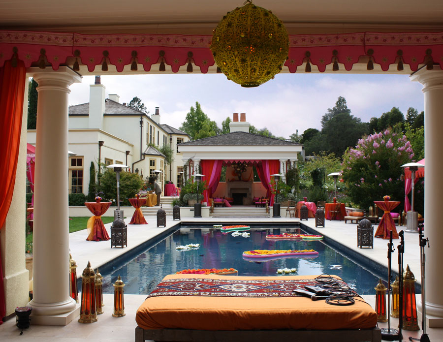 Raj Tents Home Decor themed treatment - Poolhouse Scalloping drape and light treatment.jpg