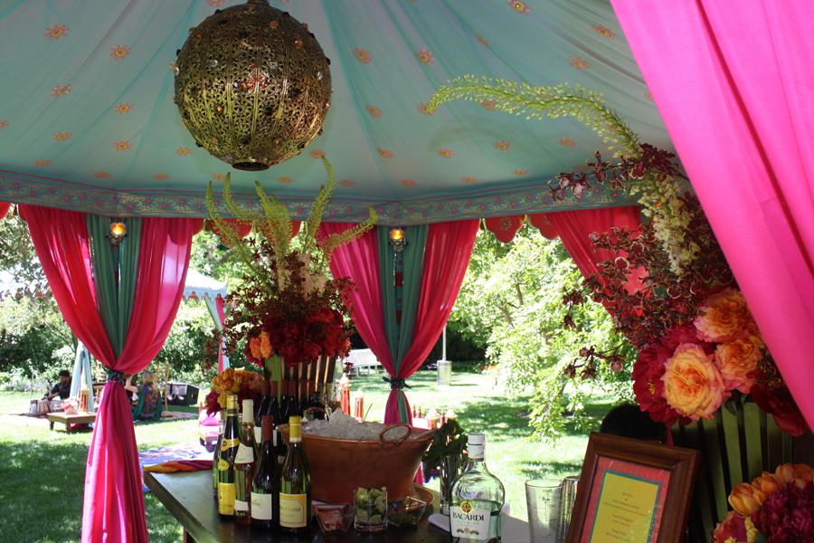 Raj Tents Indian Theme Luxury Bar Tent for Garden Party.jpg