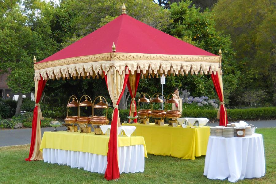 Raj Tents Luxury Indian Buffet Tent.JPG