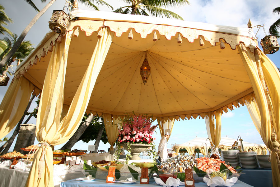 Raj Tents Grand Paviliion Buffet Tent Honolulu.jpg