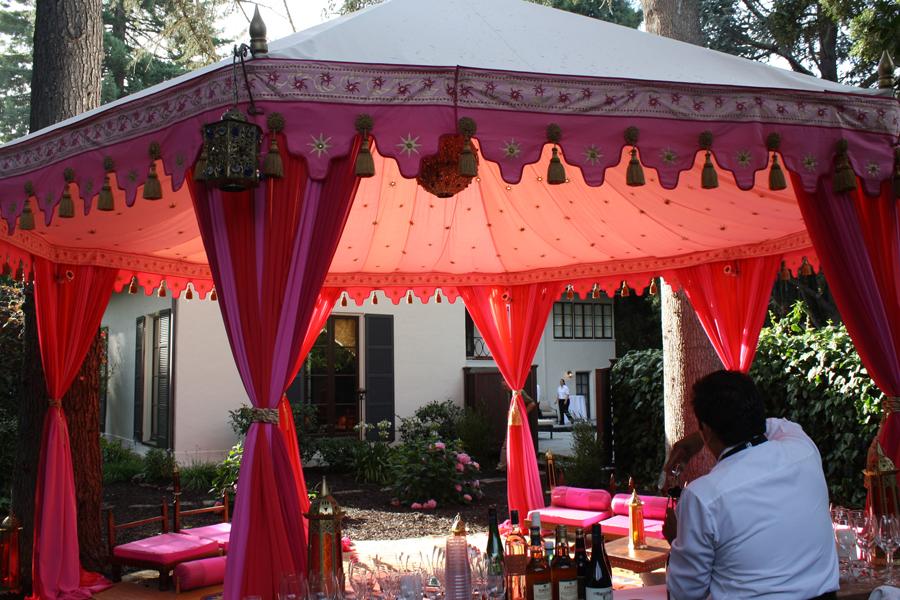Raj Tents Grand Pavilion luxury bar  in pink.JPG