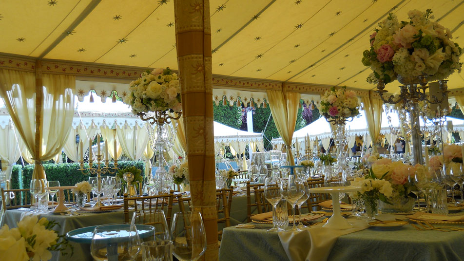 Raj Tents French Themed Luxury Tent long banquet tables.jpg