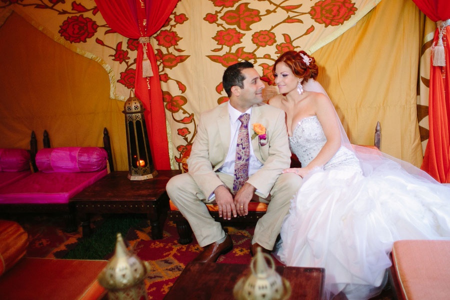Victoria and Dave under a Raj Tent.jpg