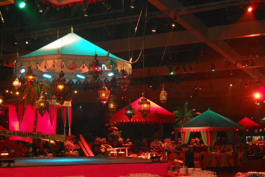 Grammys 2013 After Party Raj Tents installation 2.jpg