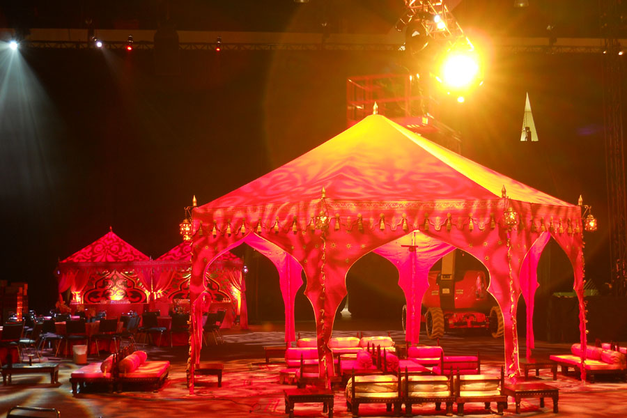 Grammys 2013 After Party Raj Tents installation.jpg