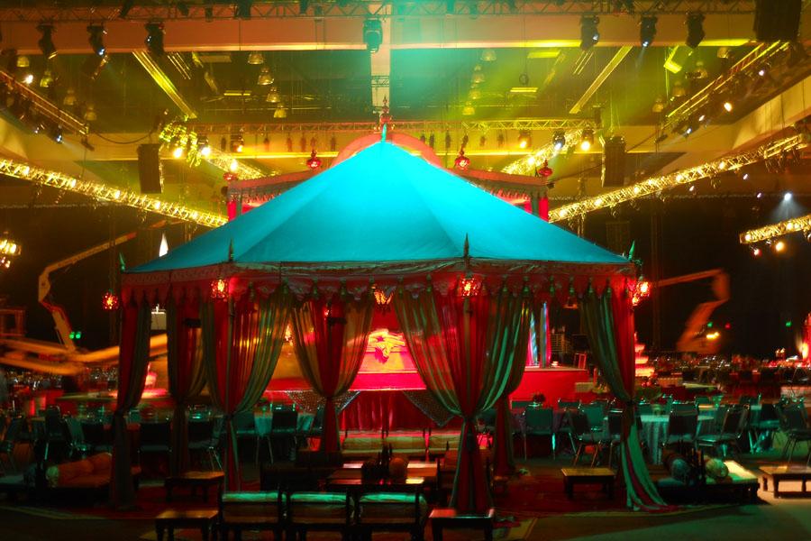 Grammys 2013 After Party Raj Tents Grand Pavilion.jpg