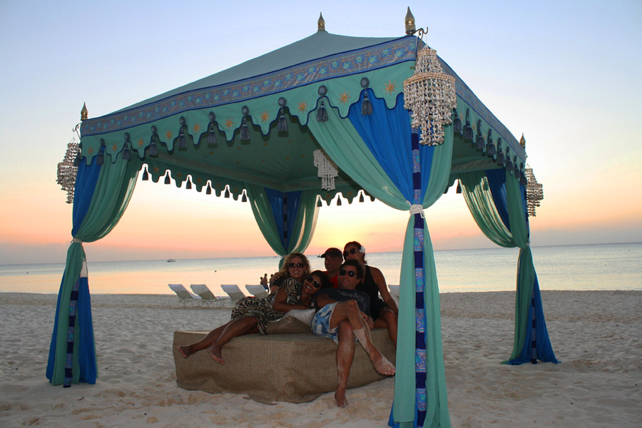 Engage 11 Grand Cayman Raj Tents Beach Tent Pergola Luxury Cabana.jpg
