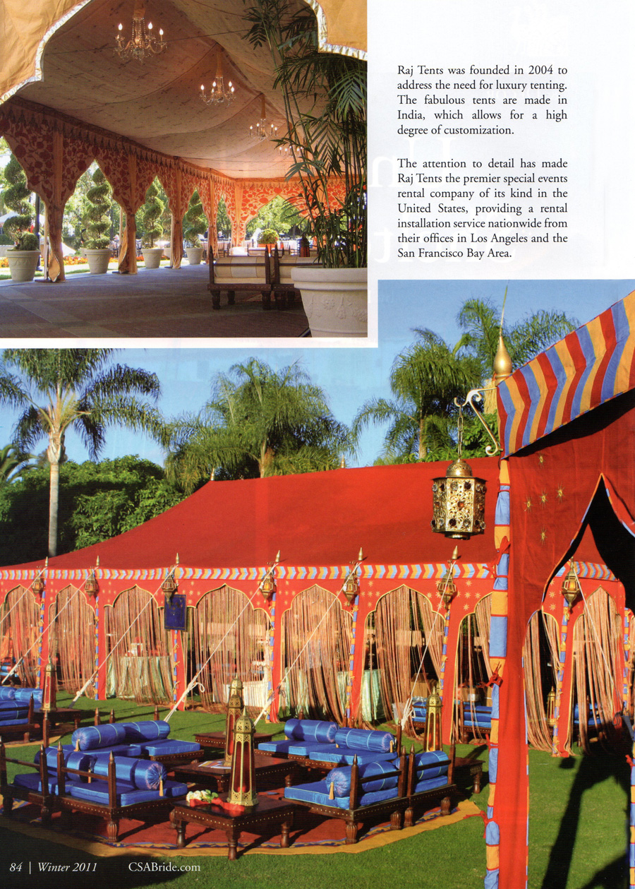Raj Tents page 2 feature California South Asian Bride winter 2011.jpg