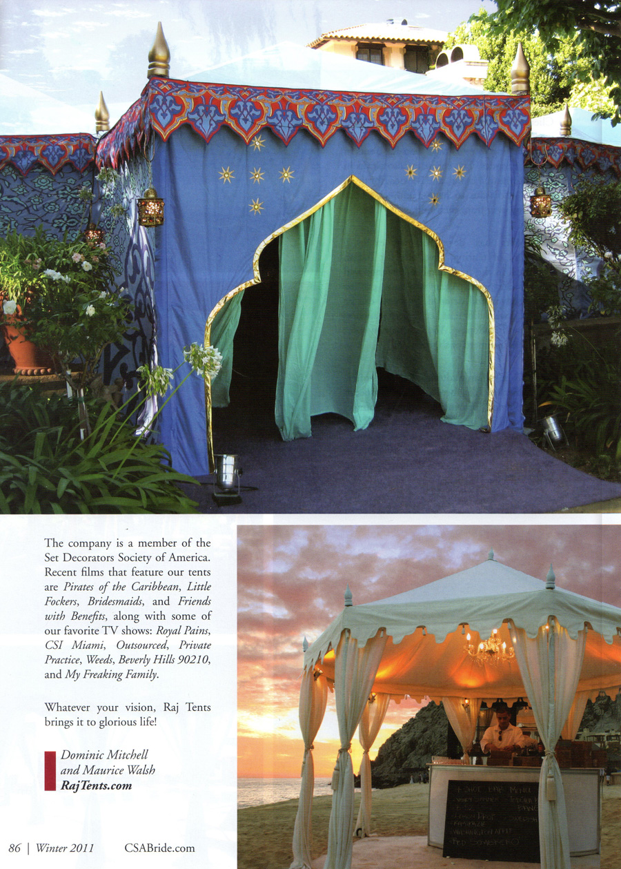 Raj Tents page 4 feature California South Asian bride winter 2011.jpg