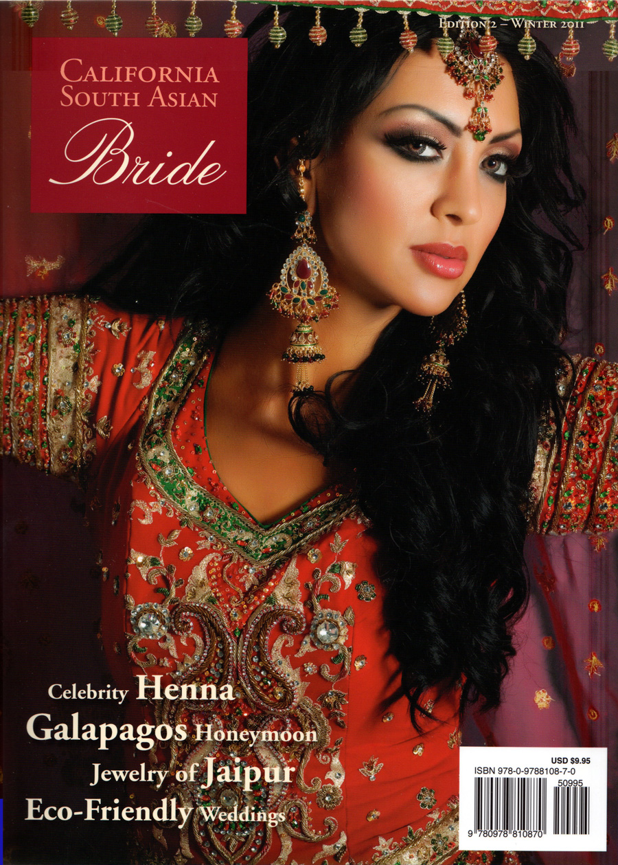 Cover California South Asian bride winter 2011.jpg