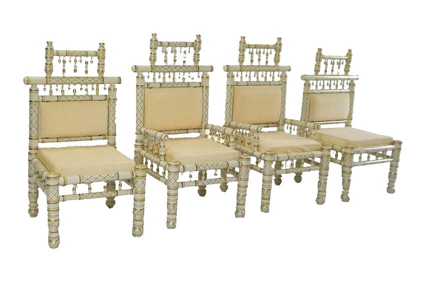 Raj Tents Indian Wedding Throne White side.jpg