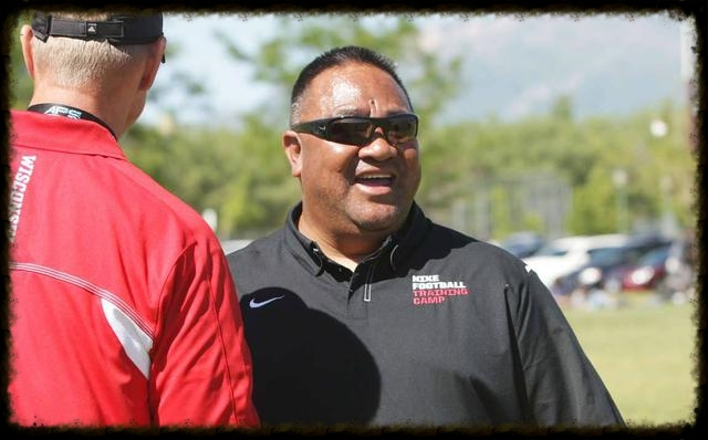 Alema Te'o, Founder of All Poly Sports
