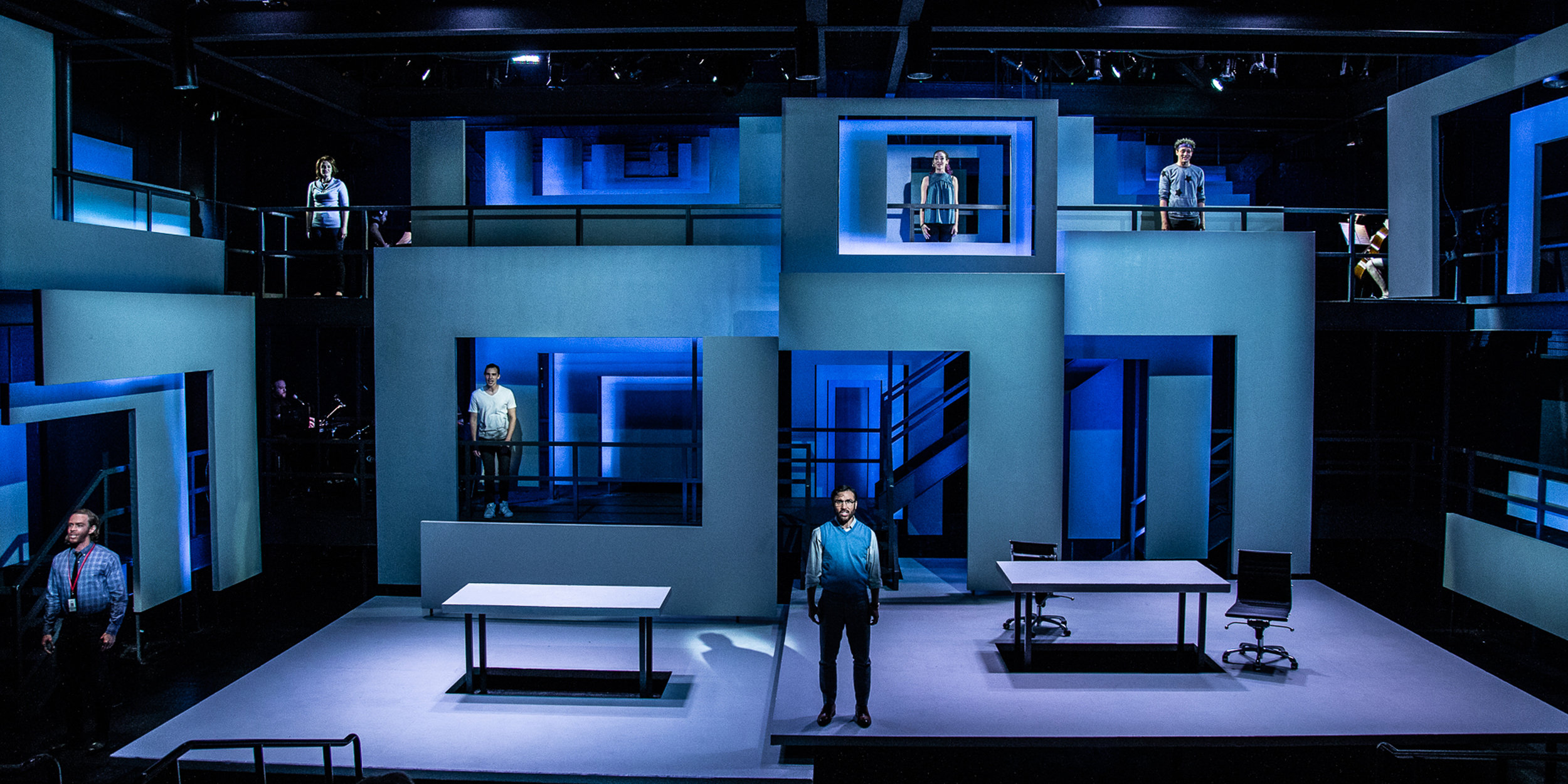NEXT TO NORMAL (TANTRUM THEATRE)