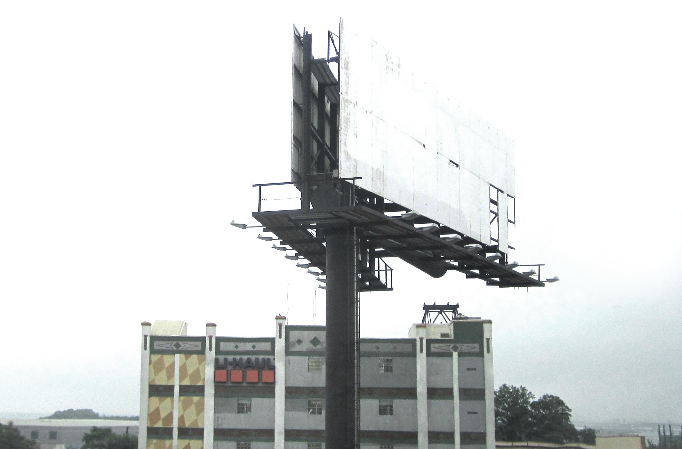 Edgeless Billboard
