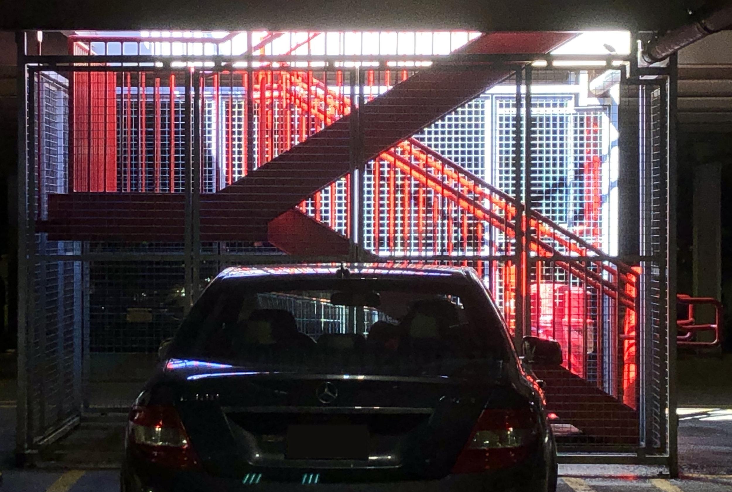 Costco Parking Garage