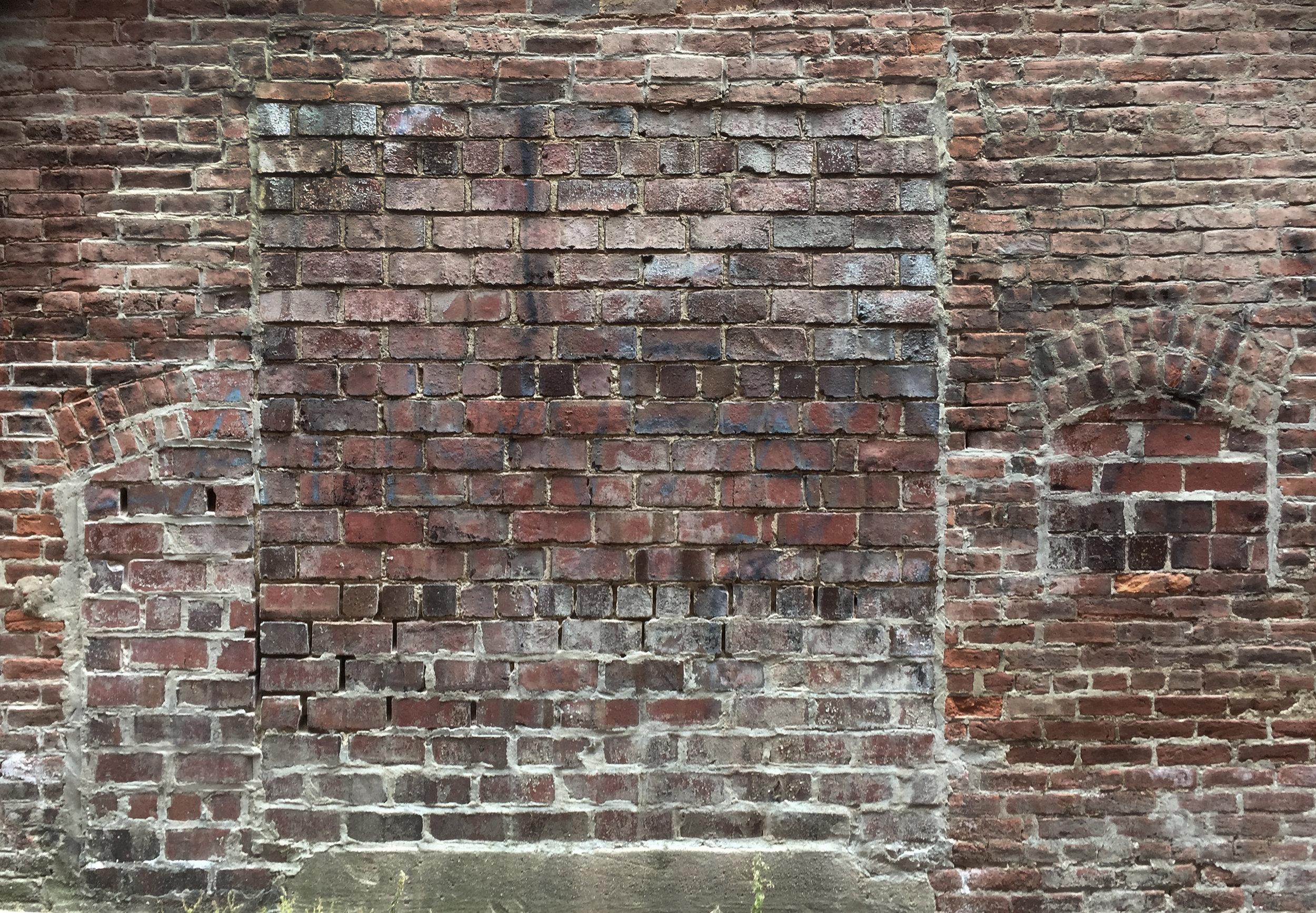 Dramaturgy of a Brick Wall