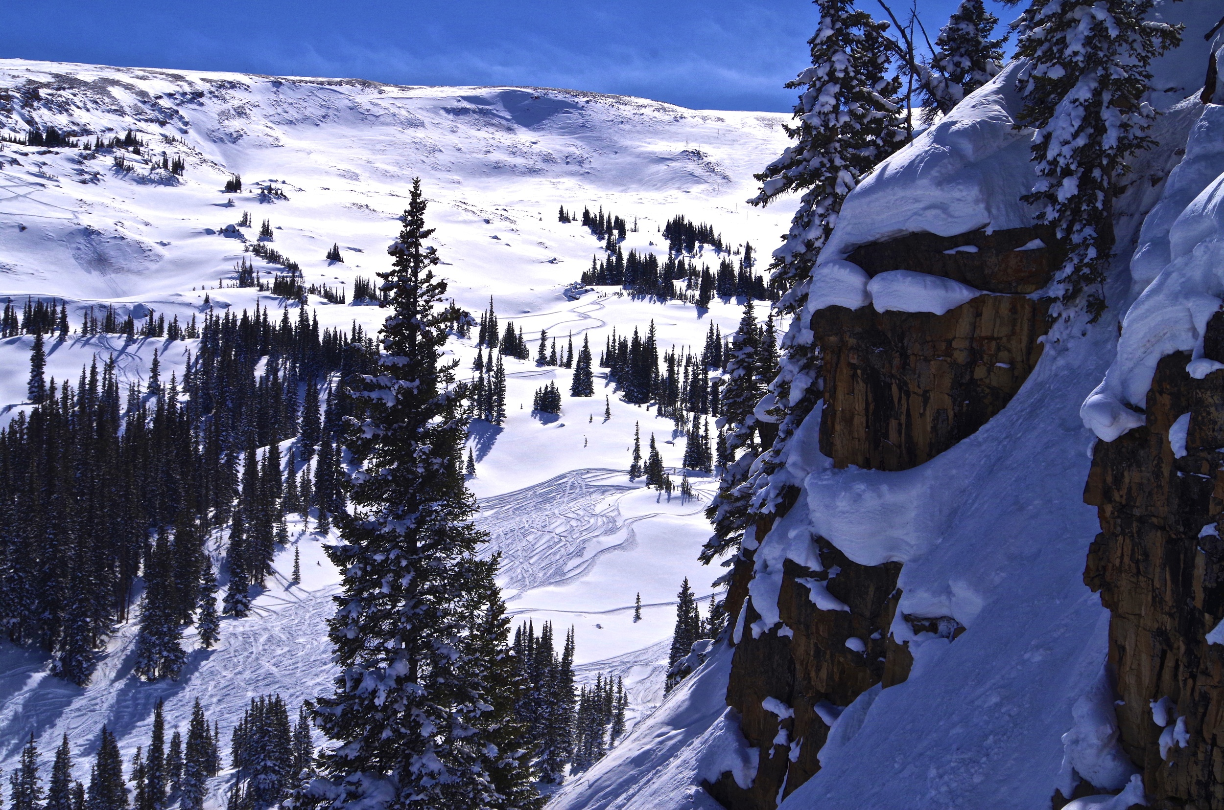The Cirque, Snowmass taken by Karl Severson