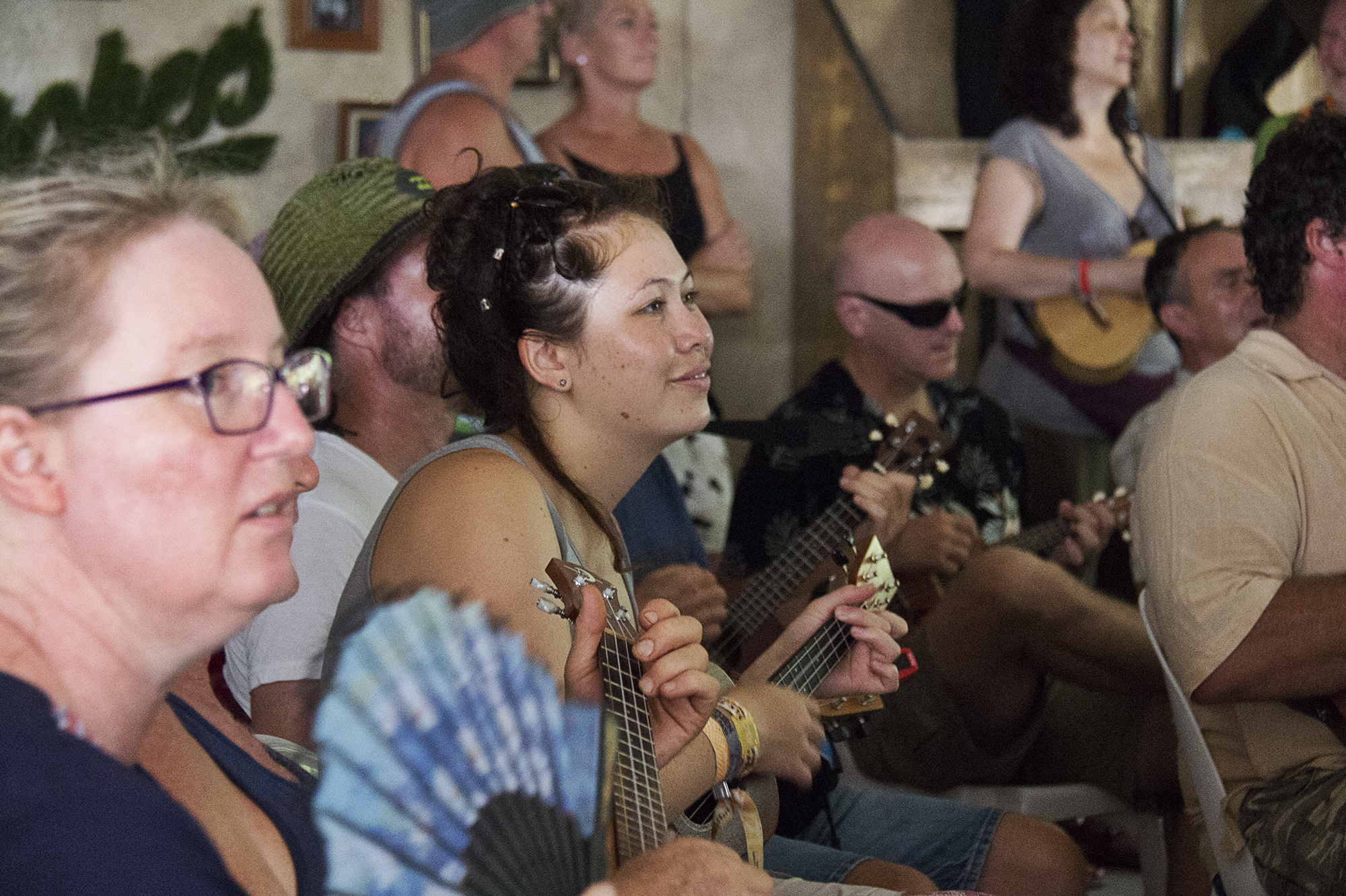 Ukulele Workshop | Woodford Folk Festival 17/18