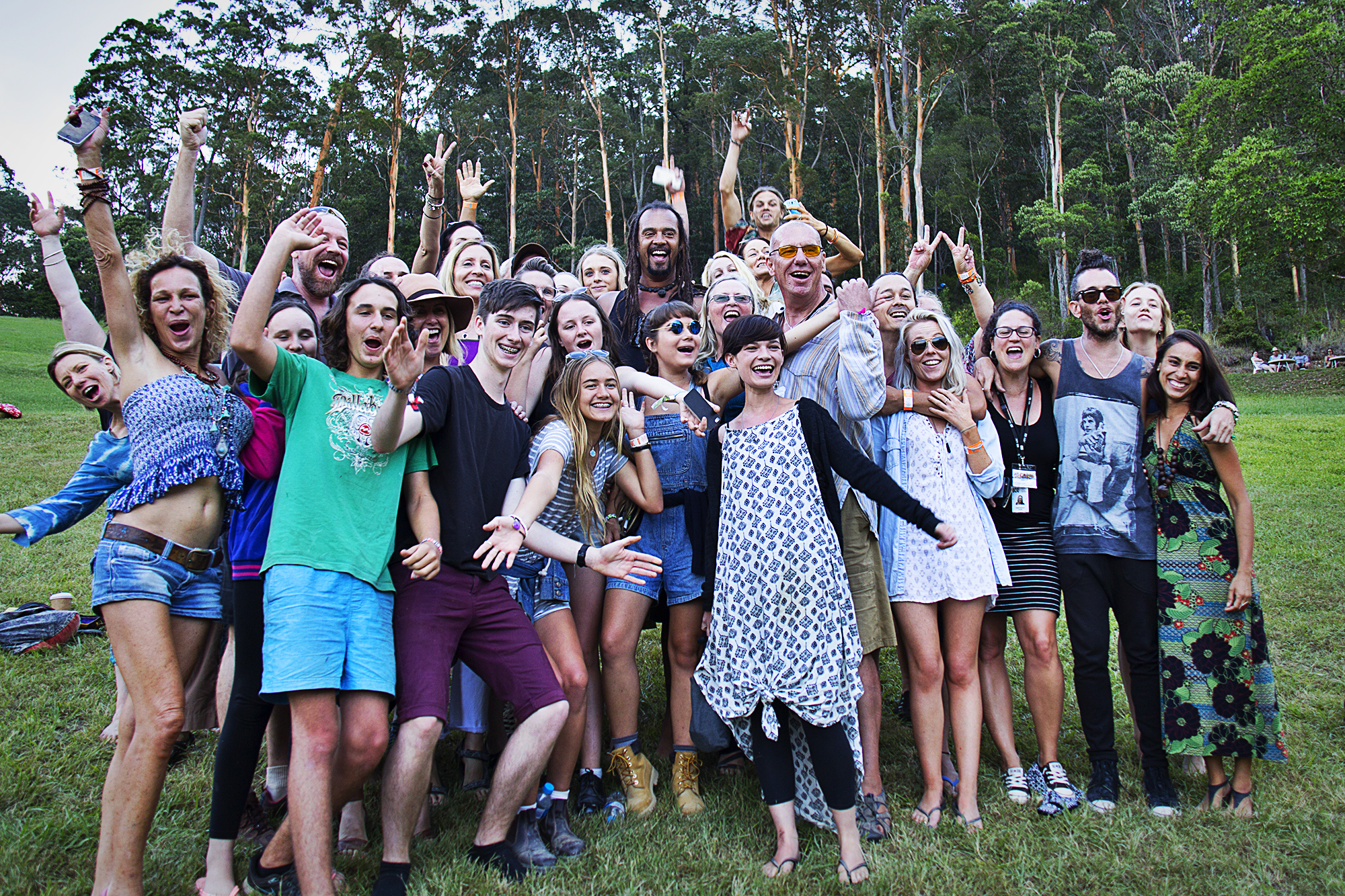 Michael Franti & friends | Woodford Folk Festival 2015/2016