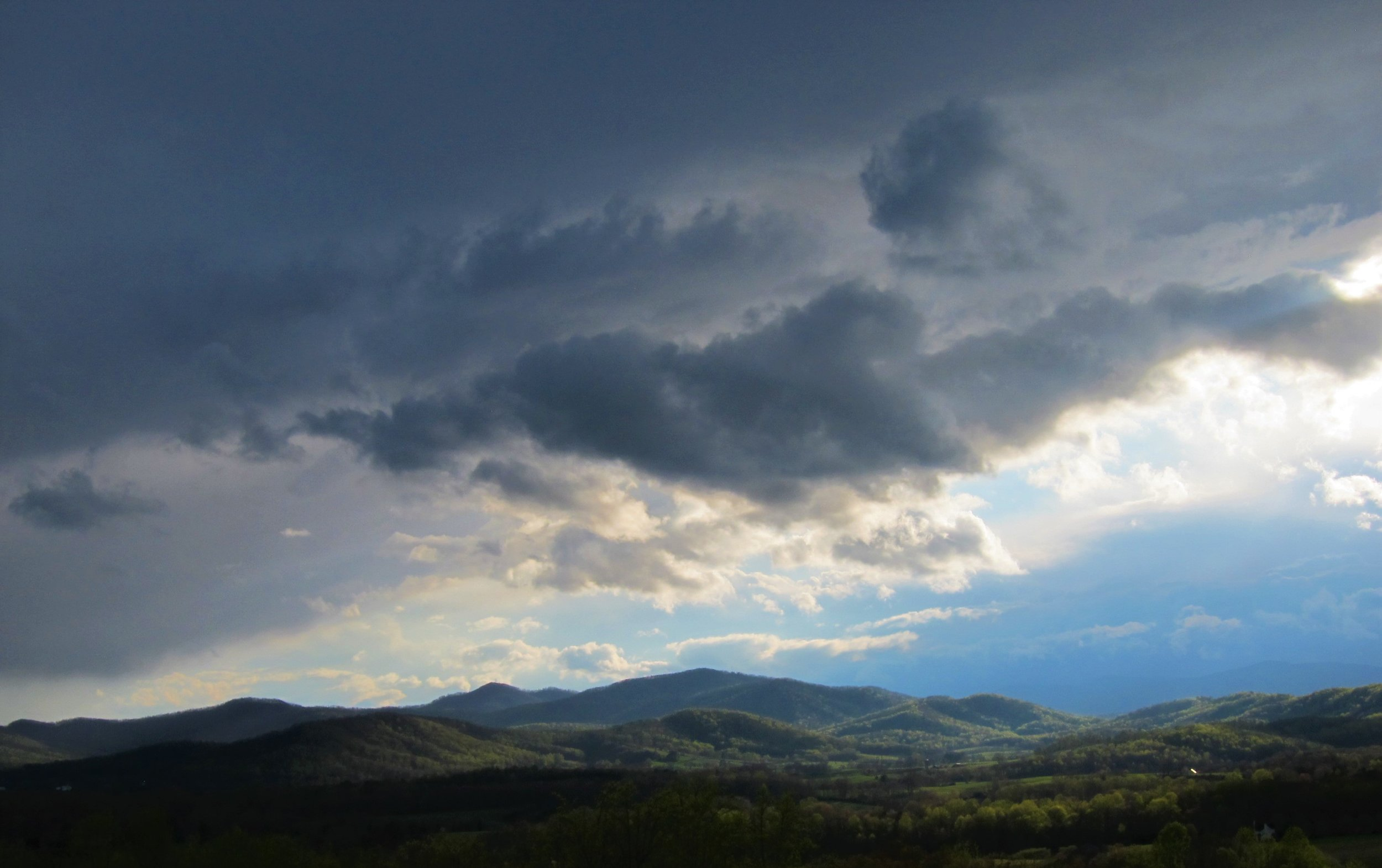 Blue Ridge Mountains Southwest view.jpg