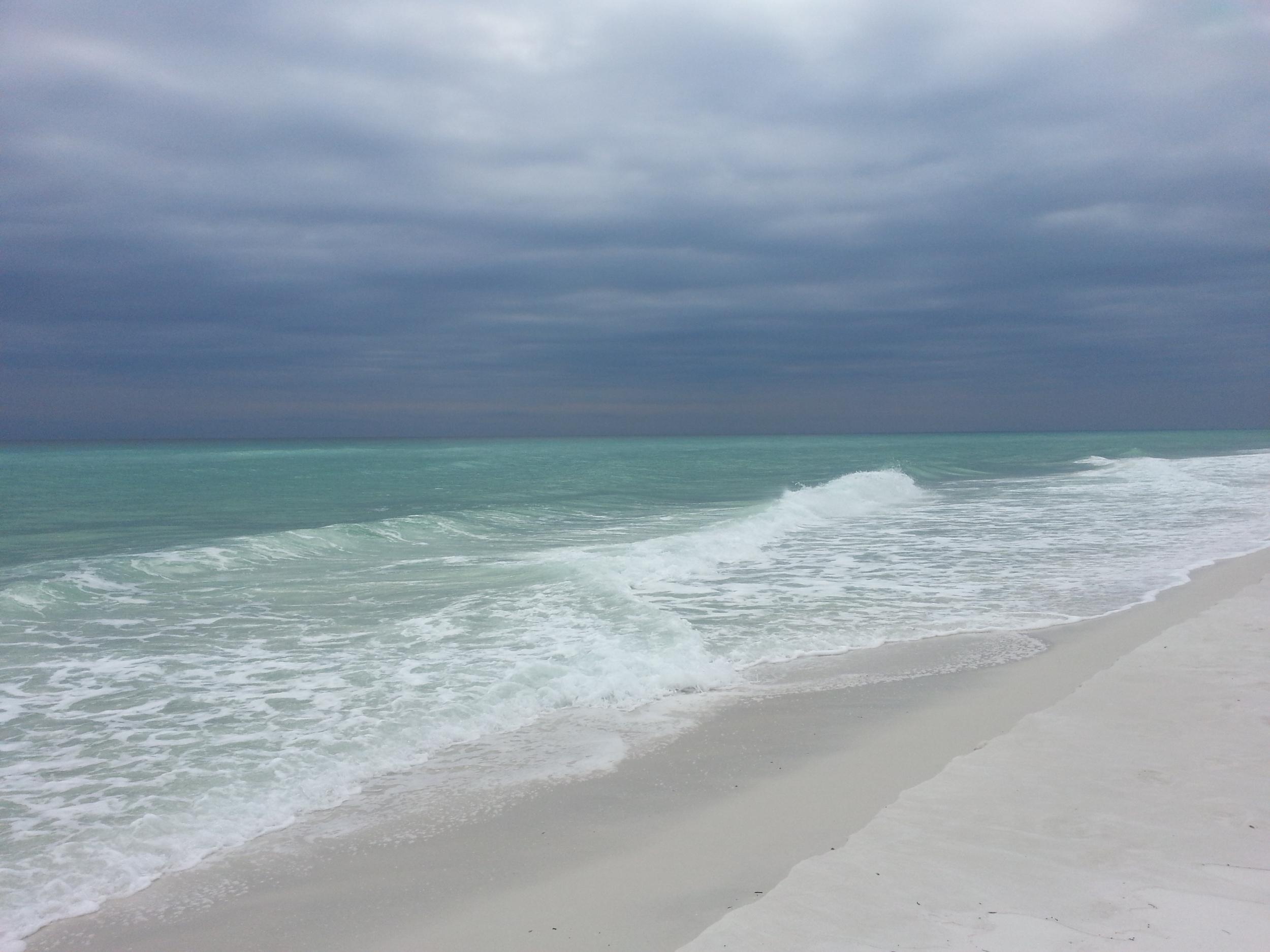 Florida Gulf Coast, Taken by P.E., Jan. 2015