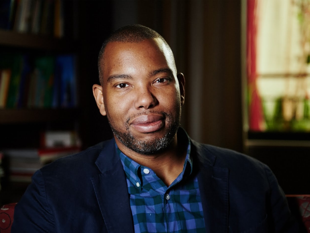 the writing of Ta-Nehisi Coates
