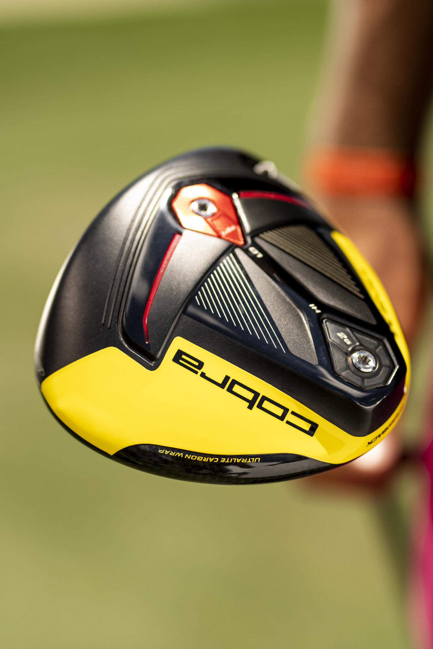 Commissions: Cobra Golf - F8