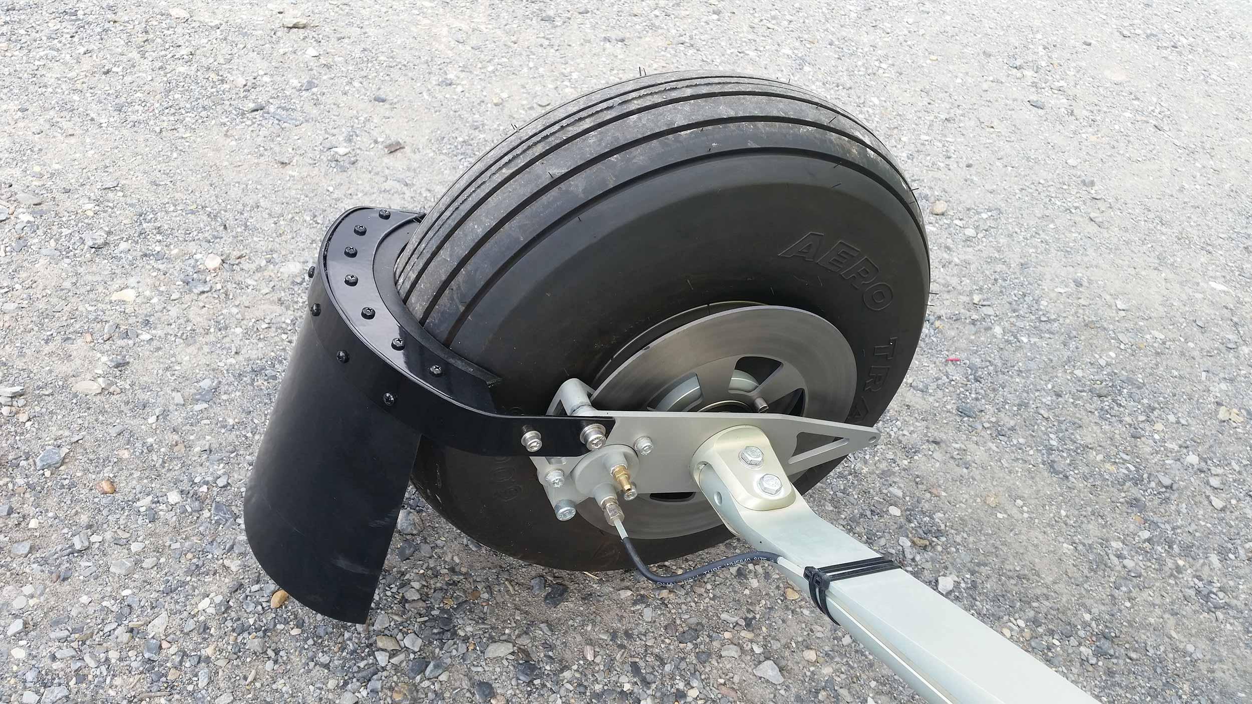 Titanium Kelpie Wheel