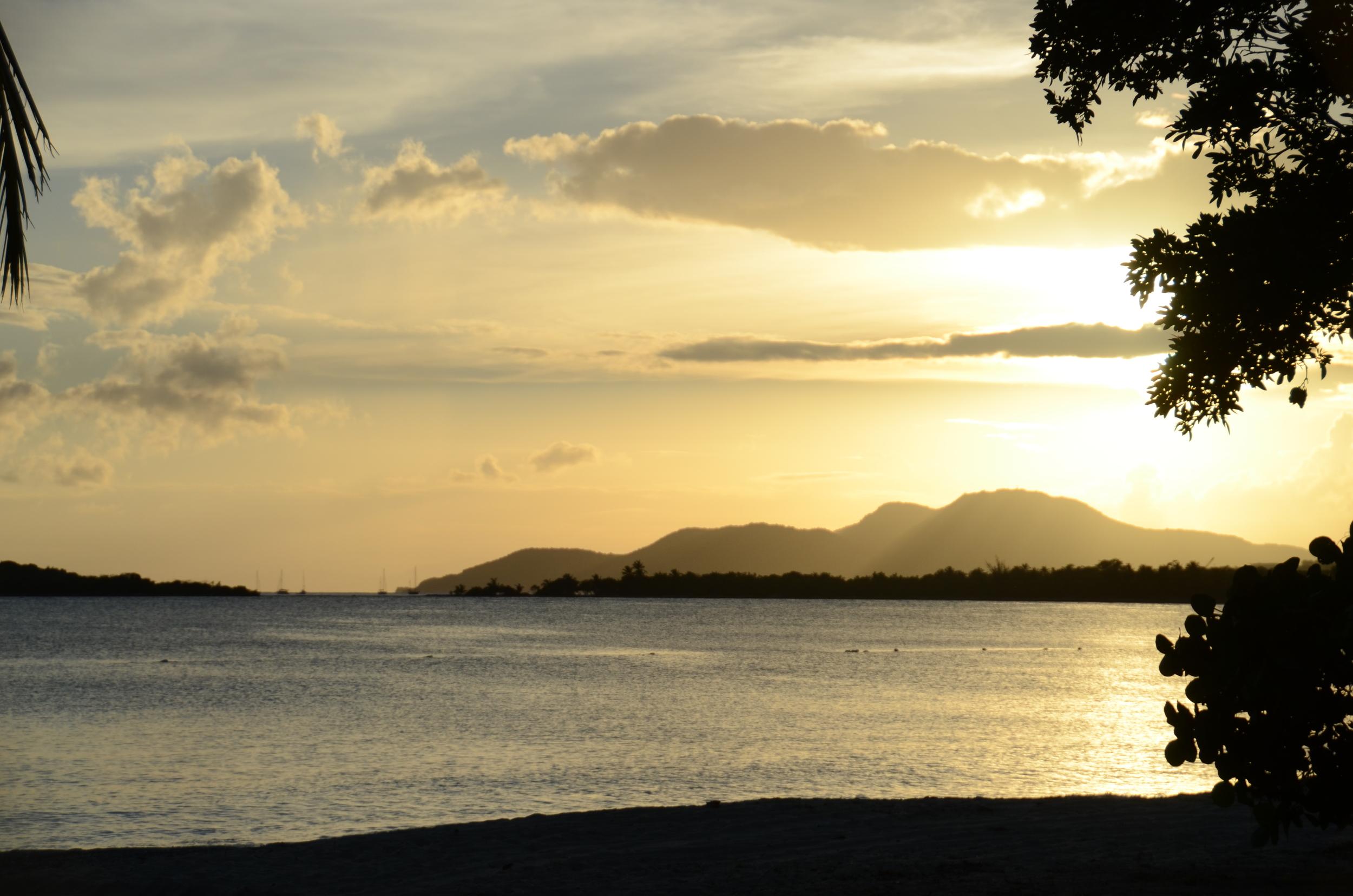 sun bay sunset.JPG