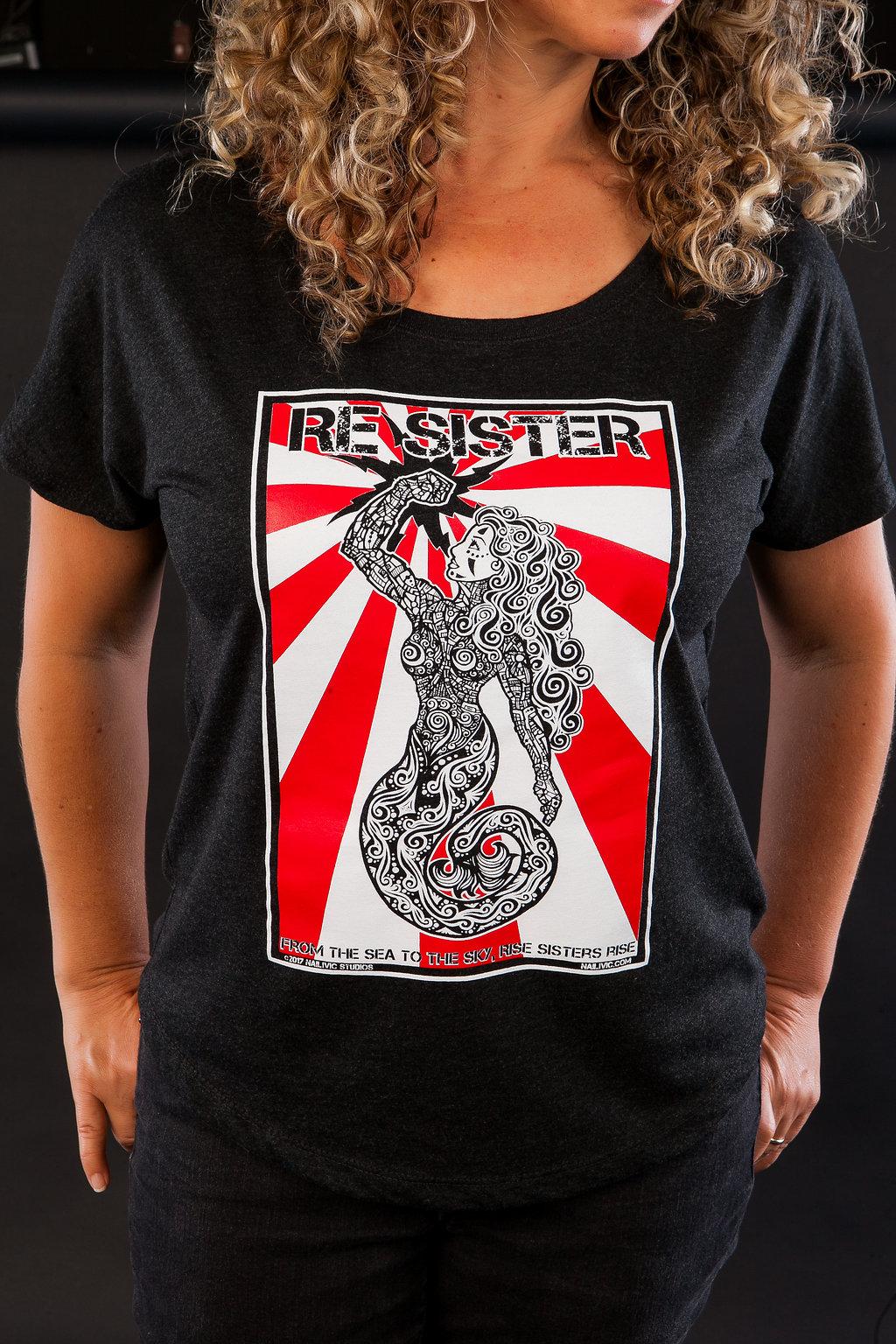 RESISTOR (MEN'S, WOMEN'S & YOUTH SIZES)