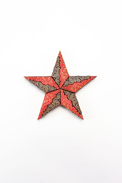 Estrella Black Red
