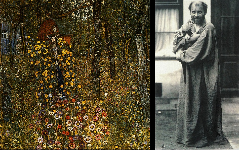 """I can paint and draw. I believe this myself and a few other people say that they believe this too. But I'm not certain of whether it's true."" - Gustav Klimt"