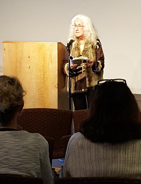 Author, poet, activist Deena Metzger