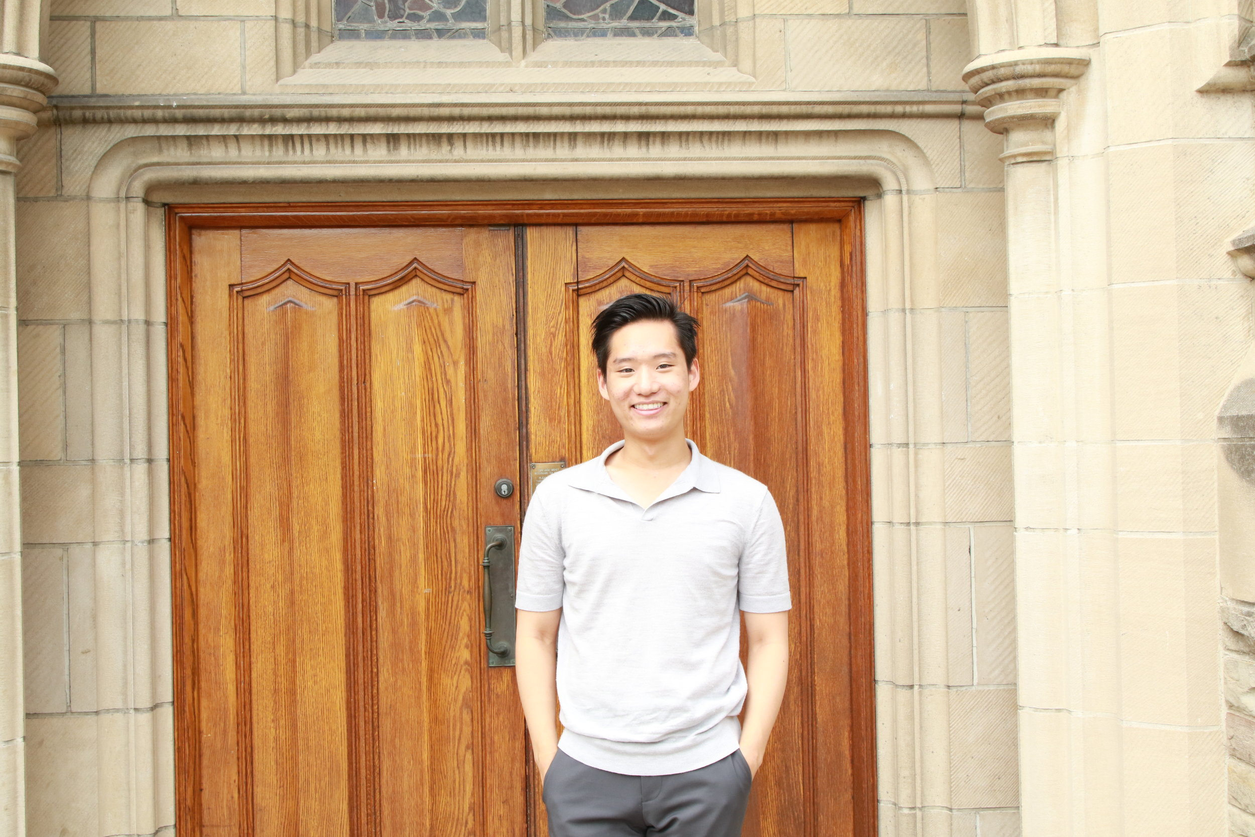 Kerry Hu   Director of Outreach