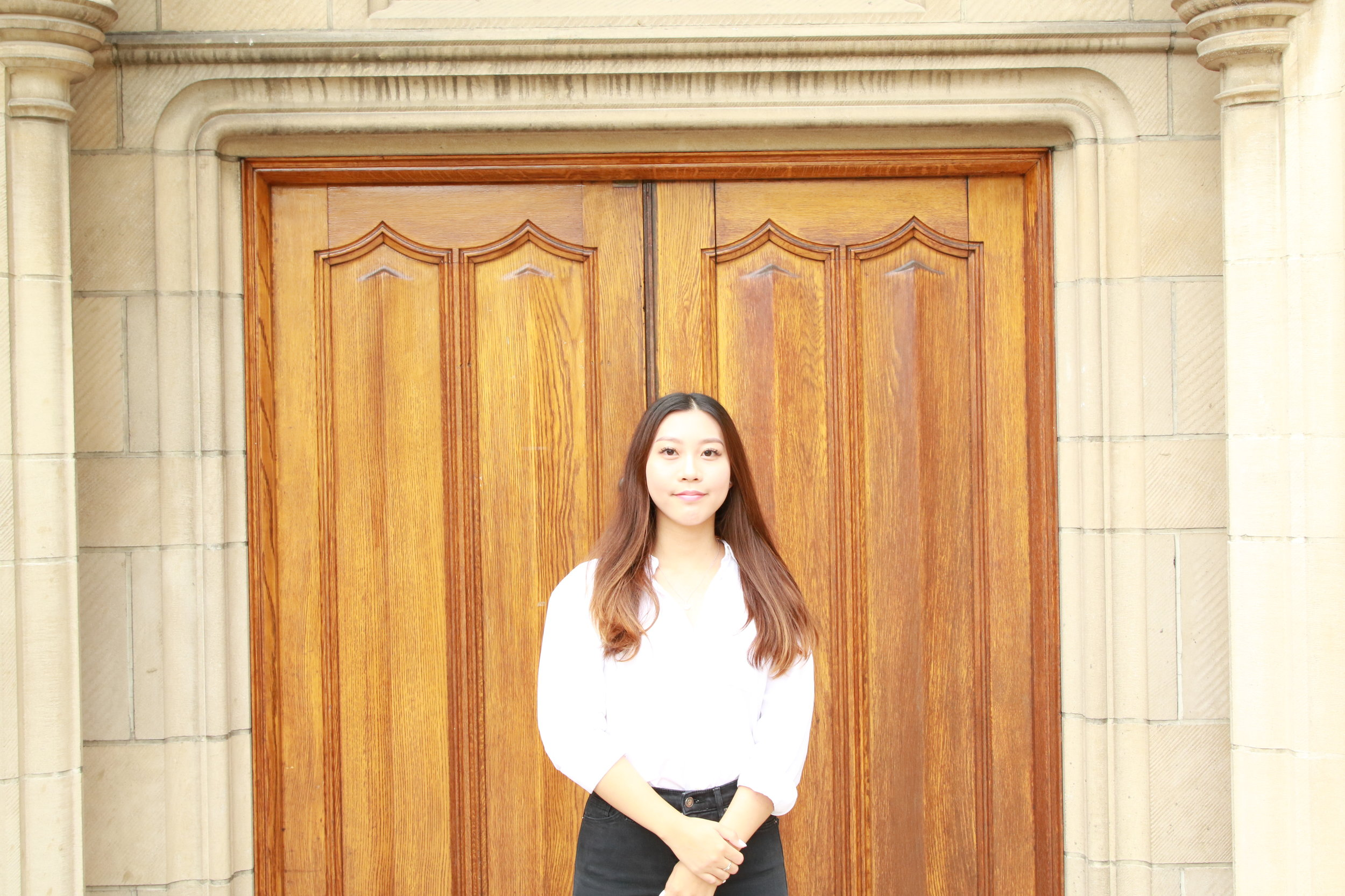 Andrea Pyo    Chapter Manager