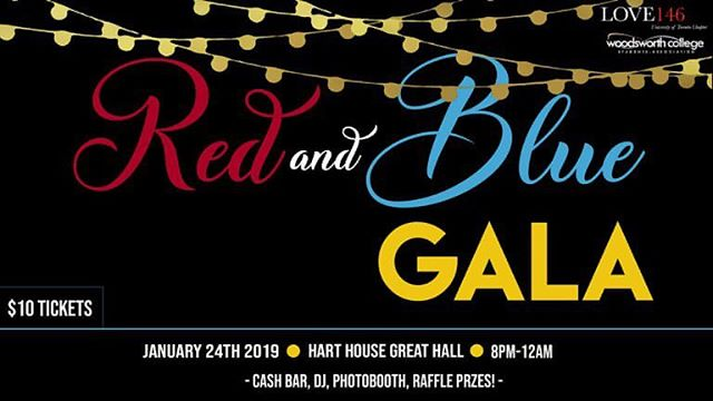 LOVE146 is having our annual semi formal January 24! Come dressed up in red or blue for a night filled with food, drinks, dancing and fun! Tickets are $10 and all the proceeds will go towards rehabilitation programs for human trafficking survivors. This event is not limited to UofT students so we hope to see you all there!