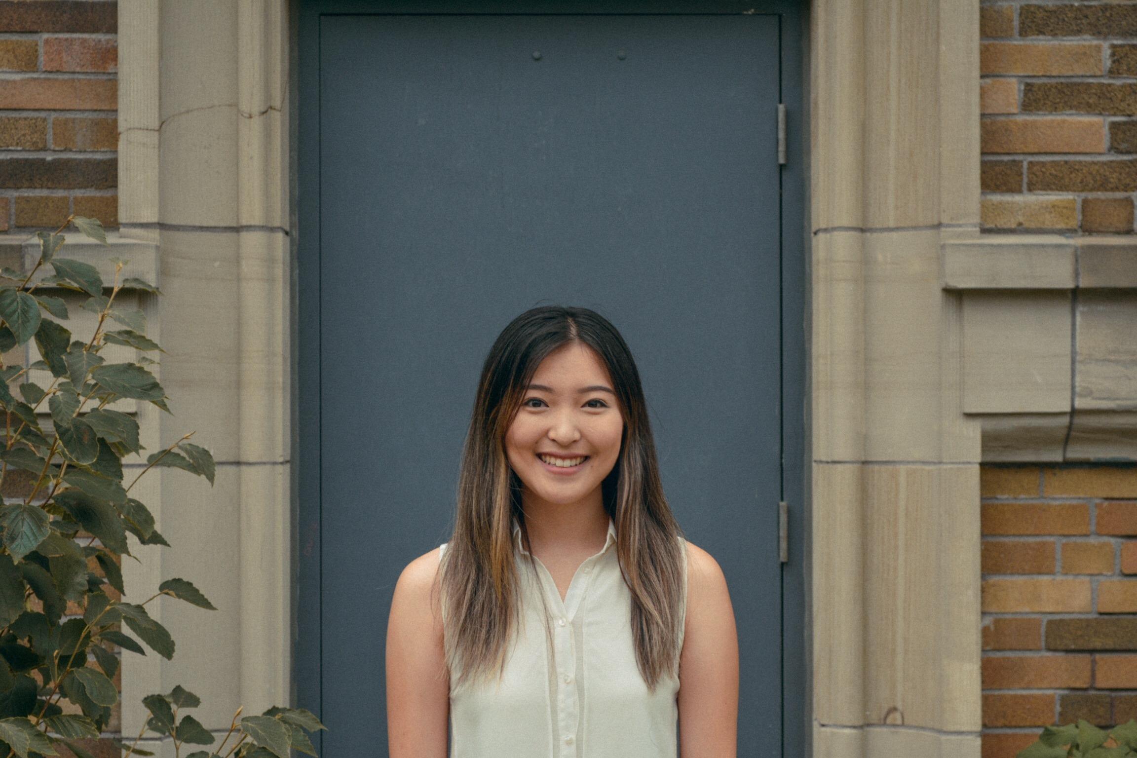 Tracy Wu   Director of Marketing