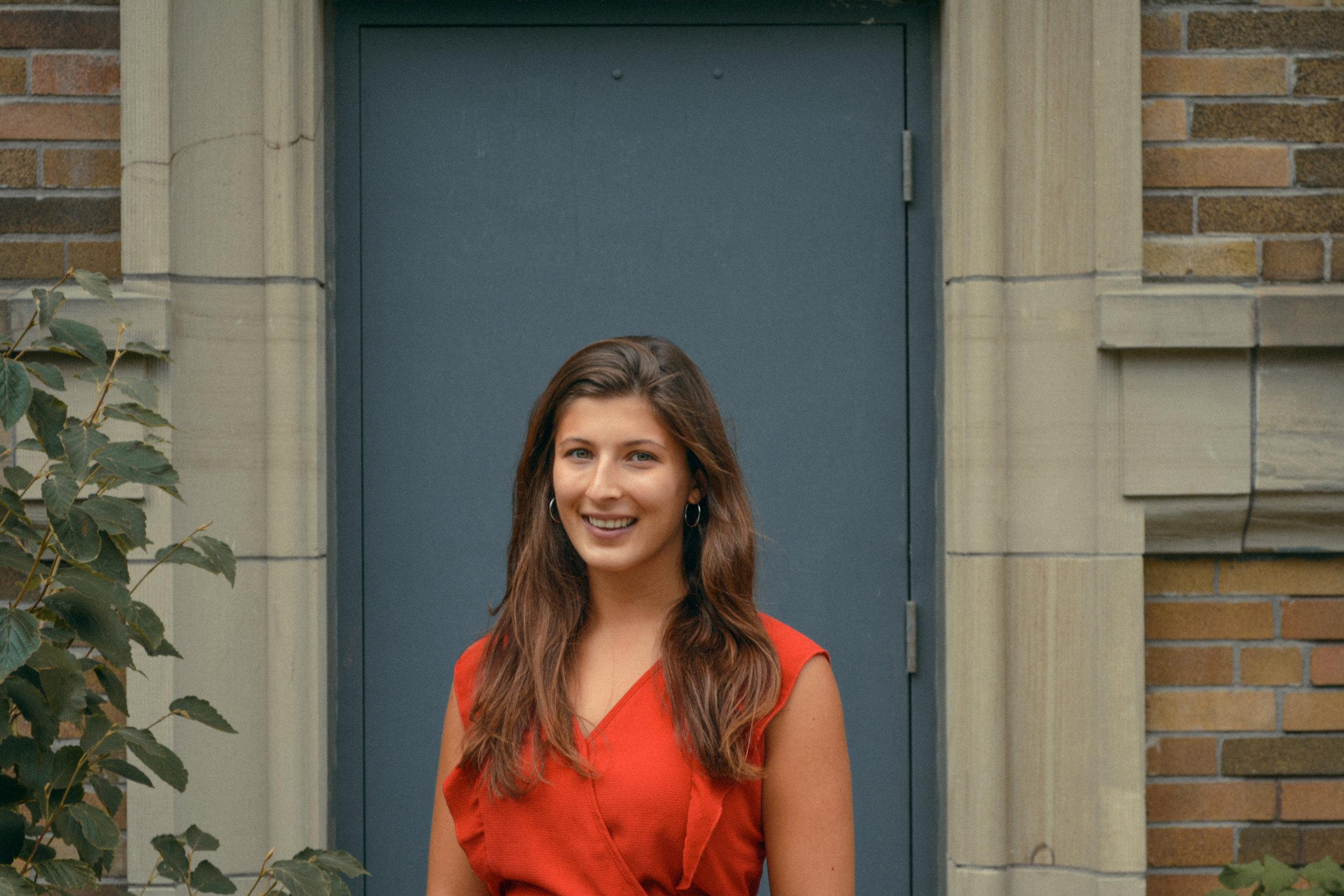 Meagan Kindrat - Deputy of Marketing